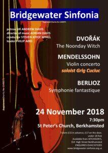 concert flyer